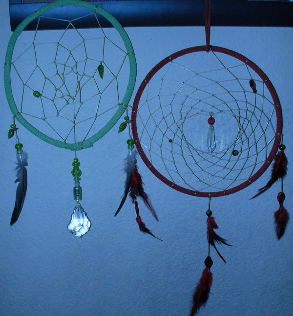 Dream Catchers by wolfforce58