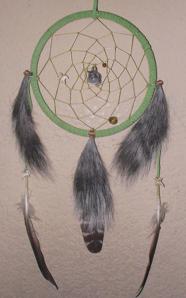 Zhon's Dream Catcher by wolfforce58