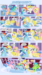 Dash Academy 5-Old Friends New Friends Part 8 Oc by Simocarina