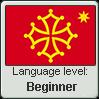 Occitan Language level: Beginner