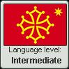 Occitan Language level: Intermediate