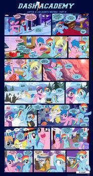 Dash Aacademy 6- The secrets we keeps Part 10 Oc