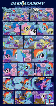 Dash Aacademy 6- The secrets we keeps Part 11 Oc
