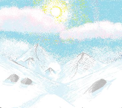 Mountain Mountain by WisdomRaider