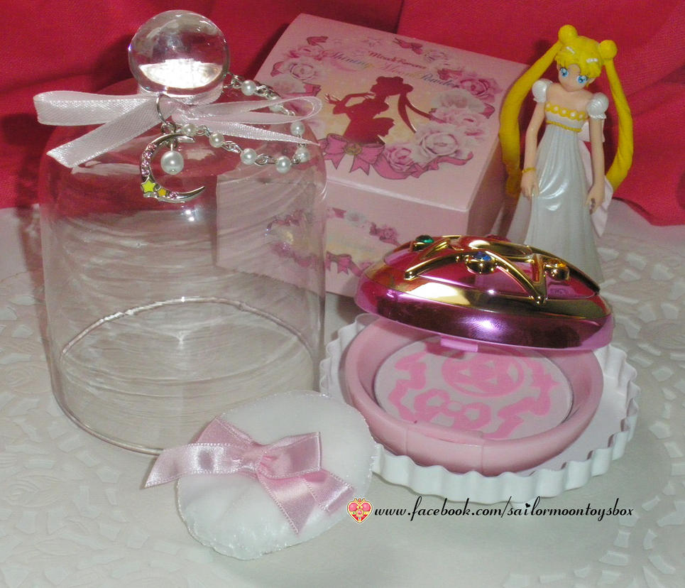 Sailor Moon Miracle Romance Shining Moon Powder by Bunnymoon-Cosplay