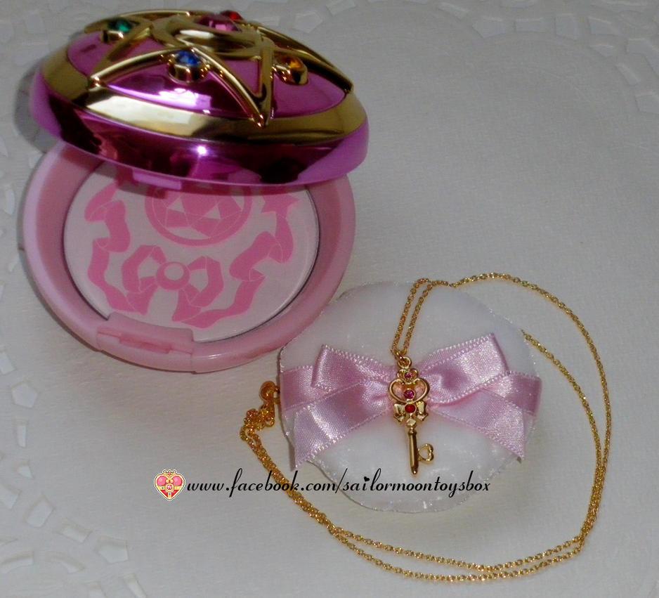 Bandai Time Key and Crystal Star Sailor Moon by Bunnymoon-Cosplay