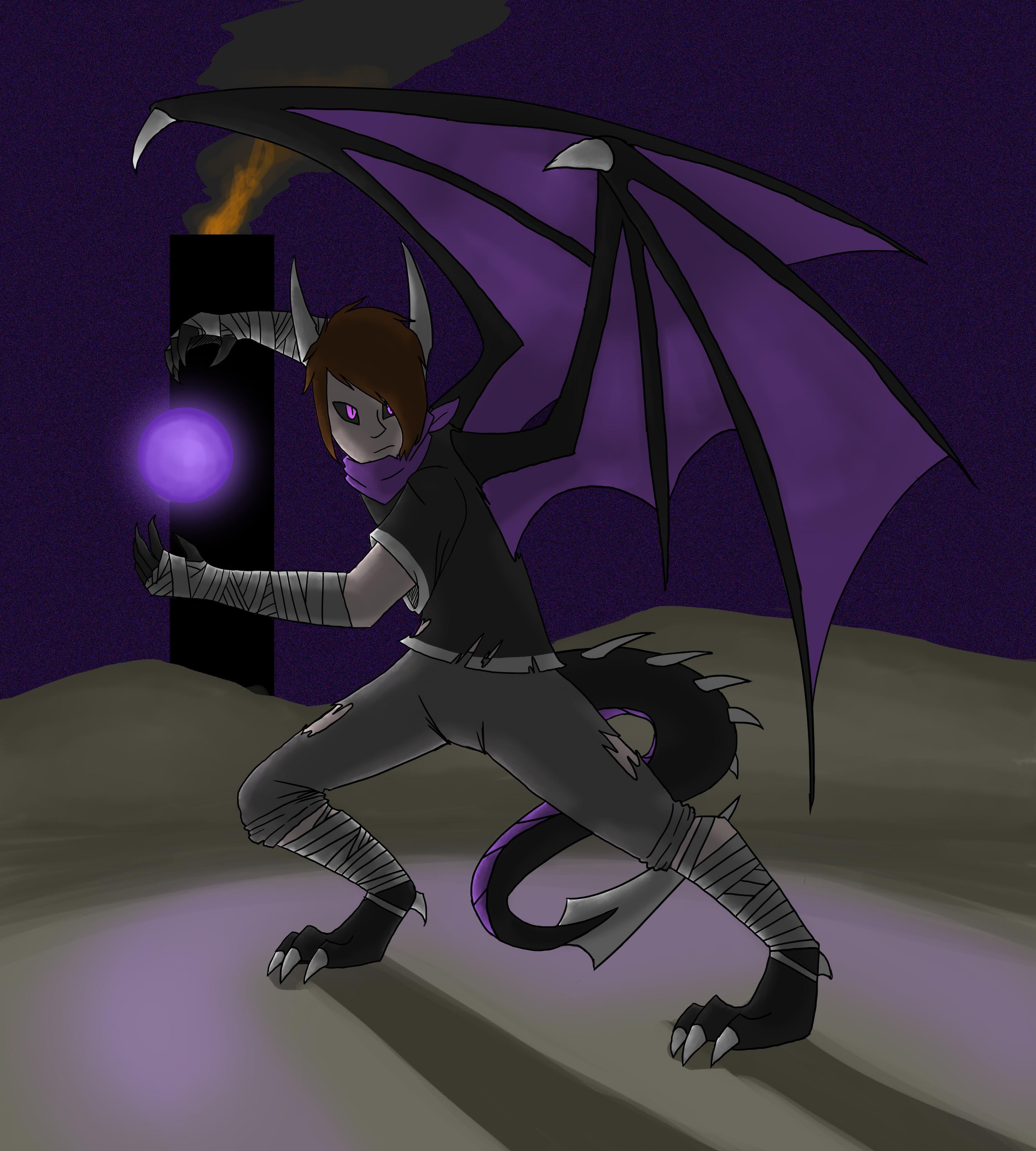 Enderlox by Nightshade-Artist on DeviantArt