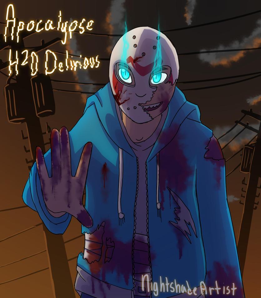 Apocalypse!Delirious by Nightshade-Artist