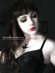 Vampire by psychoren