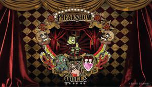 FreakShow Dolls by psychoren