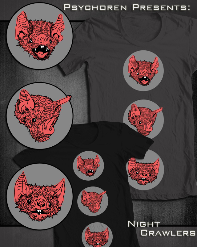 Night Crawlers by psychoren