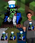 Creeper Wants YOU