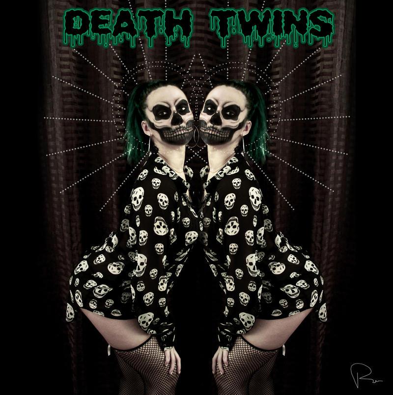Death Twins by psychoren