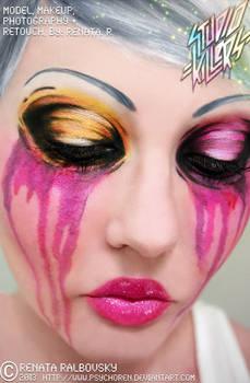 Chubby Cherry Makeup