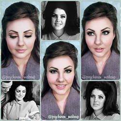 Priscilla Presley Inspired III