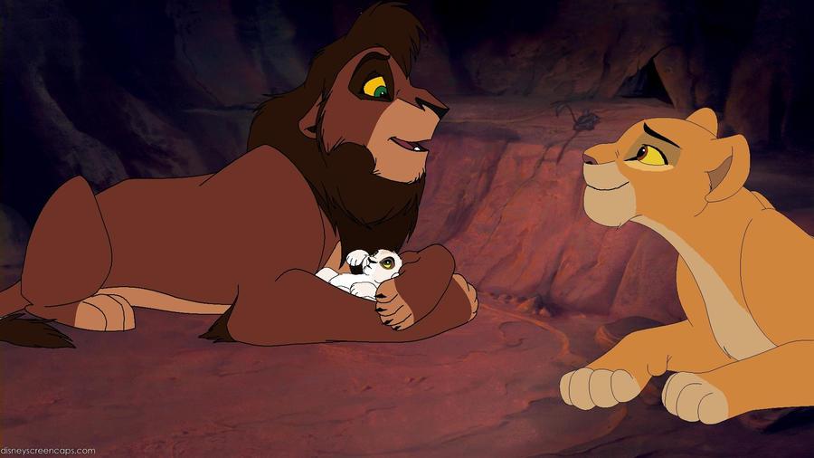 lion king kiara and kovus cubs names