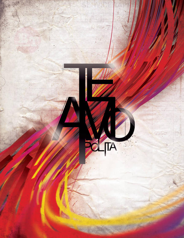TE AMO- i love you 2nd version