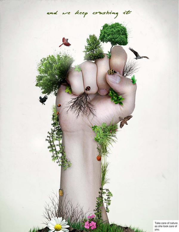 Save Nature by CALLit-ringo