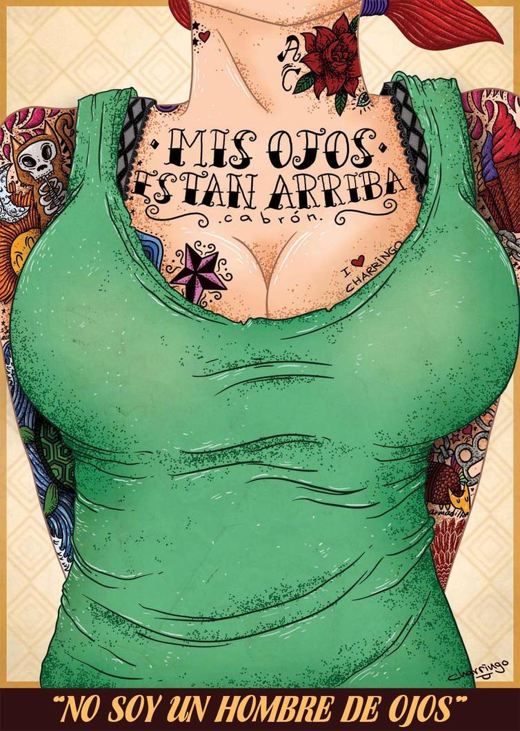 Mis Ojos by CALLit-ringo