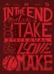 Th Love You Take