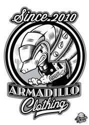 Classic Armadillo by CALLit-ringo