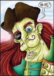 El Pirata by CALLit-ringo