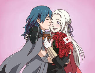 Edeleth Valentine's Day