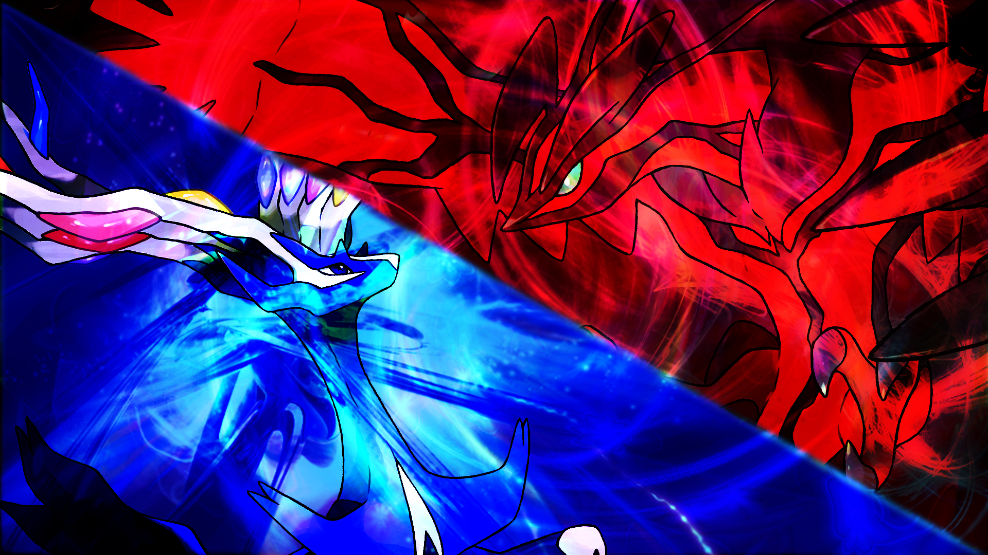 Pokemon X And Y Background 408083748