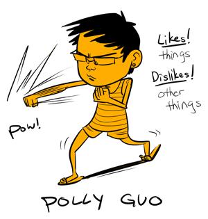 new ID PAAAWWWUNNCCHH by PollyGuo