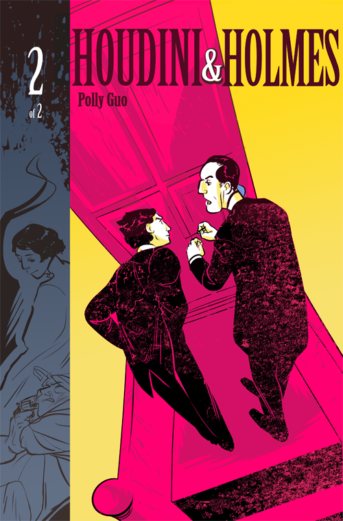 Houdini and Holmes 2 cover