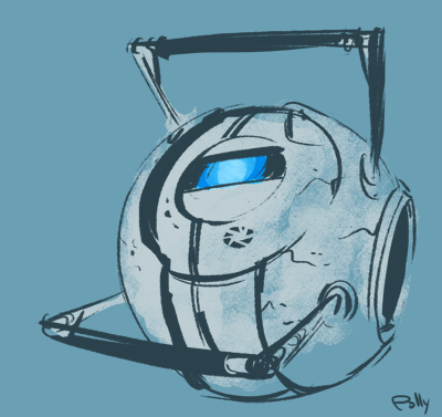 wheatley by PollyGuo