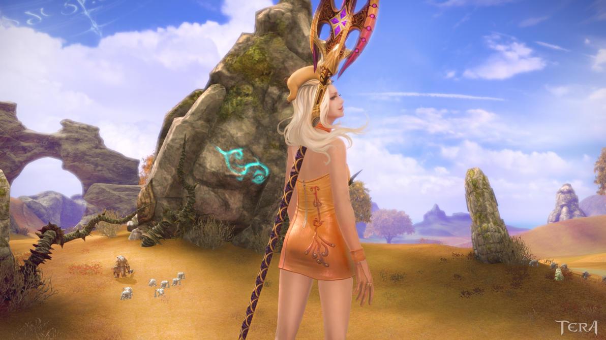 Celestial Hills by lilena