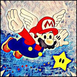 Fly High, Mushroom Guy
