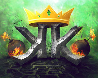 Logo for my Guild - Summoners Wars by LSTJapinha