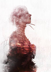 Chaos Skin - Double Exposure by LSTJapinha