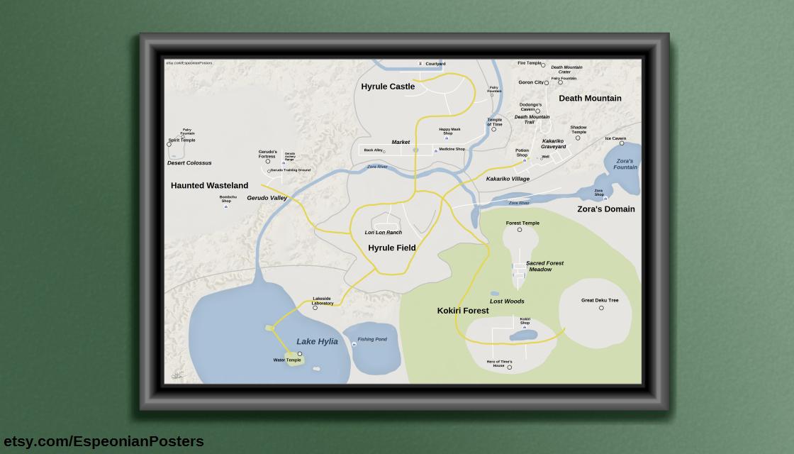Legend of zeldas hyrule google maps edition by dekumonz on deviantart legend of zeldas hyrule google maps edition by dekumonz gumiabroncs Choice Image
