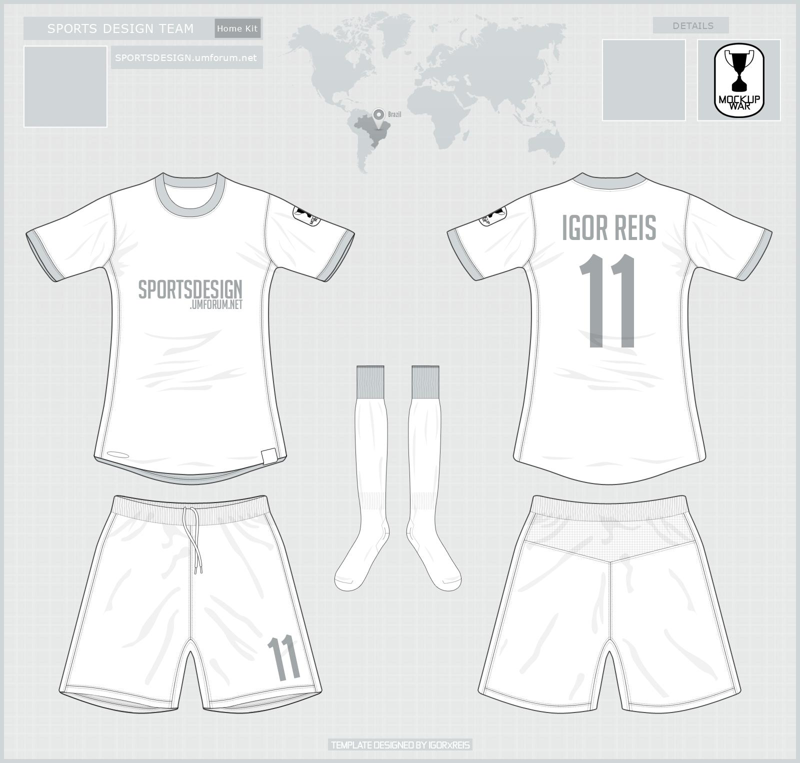 Oficial Template Sports Design by IGORxREIS