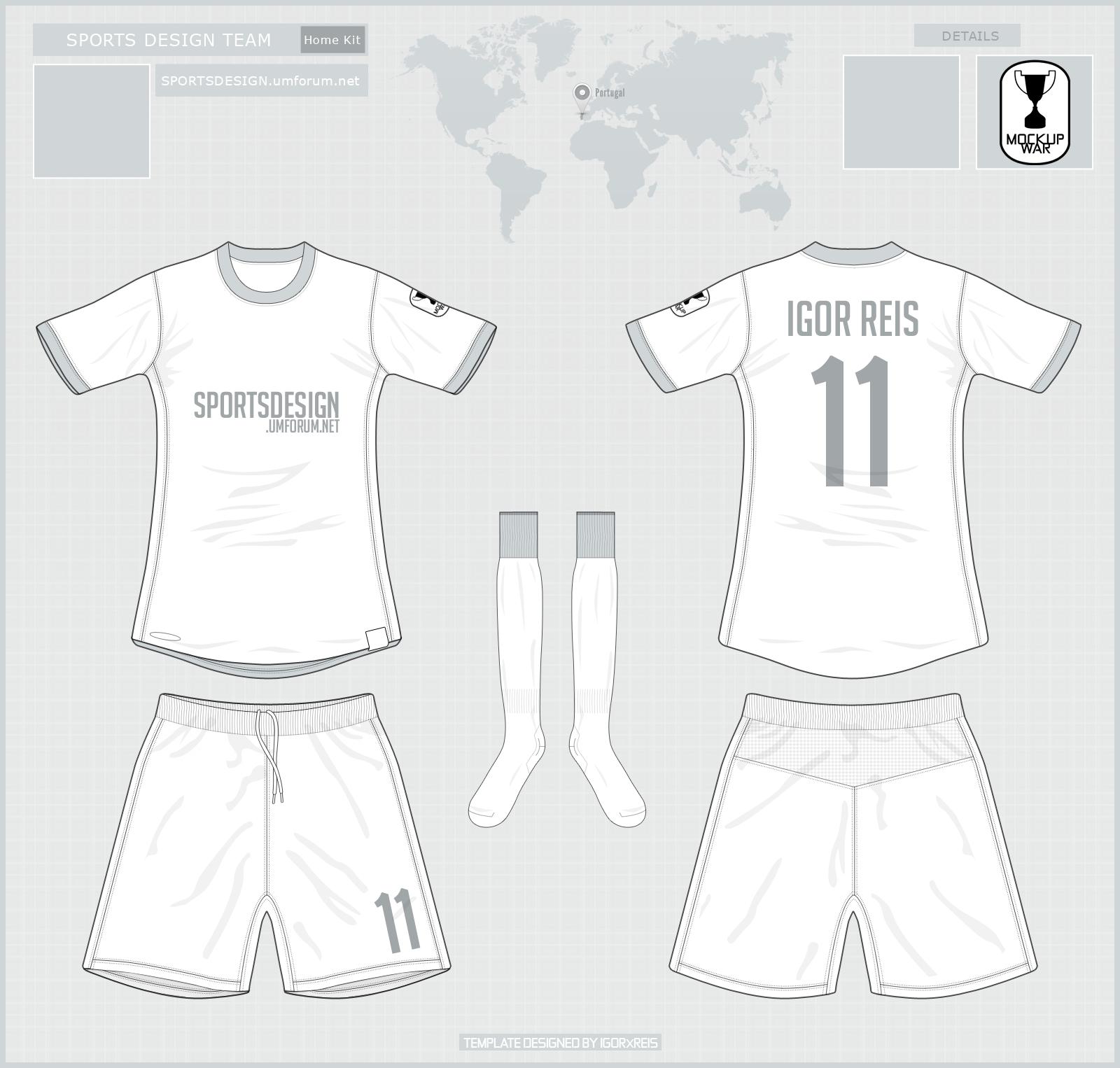 Oficial Template Sports Design Portugal by IGORxREIS
