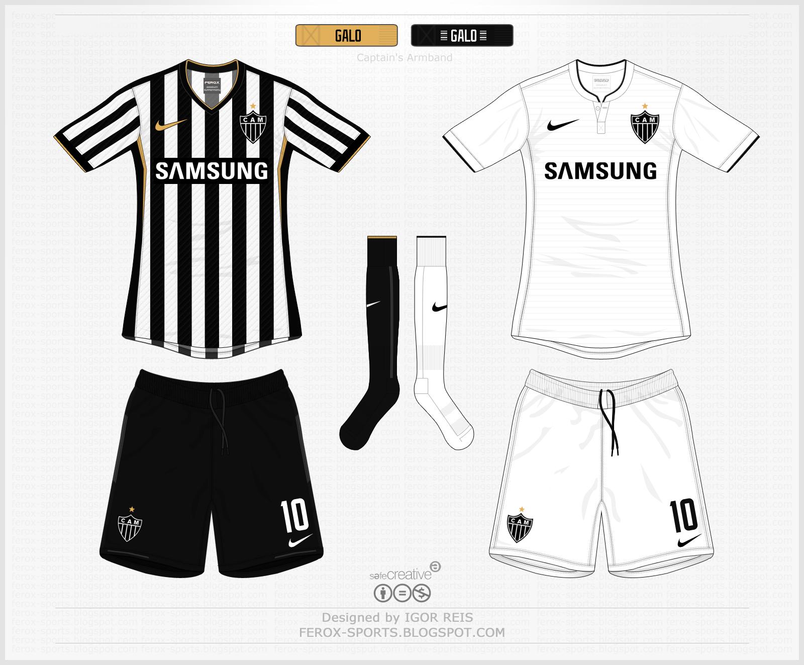 Atletico Mineiro by IGORxREIS