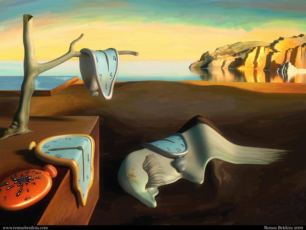 salvador dali the persistence of memory essay The persistence of memory essays: over 180,000 the persistence of memory essays, the persistence of memory term papers salvador dali.