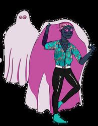 MHU: Halloween costume by MlleMensonges