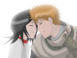Bleach:I'm not going to thank you...Bakamono! by Aeris1001