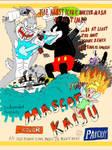 MASCOT KAIJU!!! by Mustache-Twirler