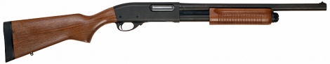 Remington 870 by Pepper527
