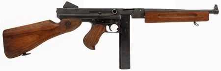 Chicago Typewriter (Tommy Gun) by Pepper527