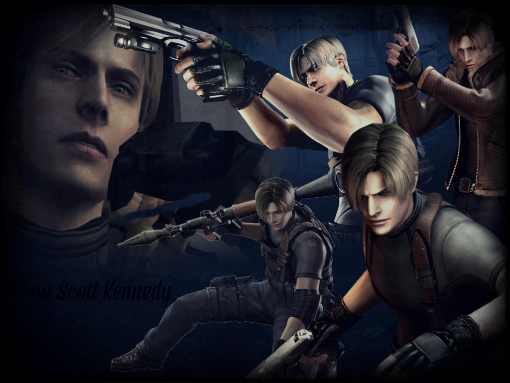 Leon S. Kennedy Will Never Forget Death Battle.... By