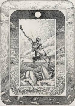 #Skeleton#Death