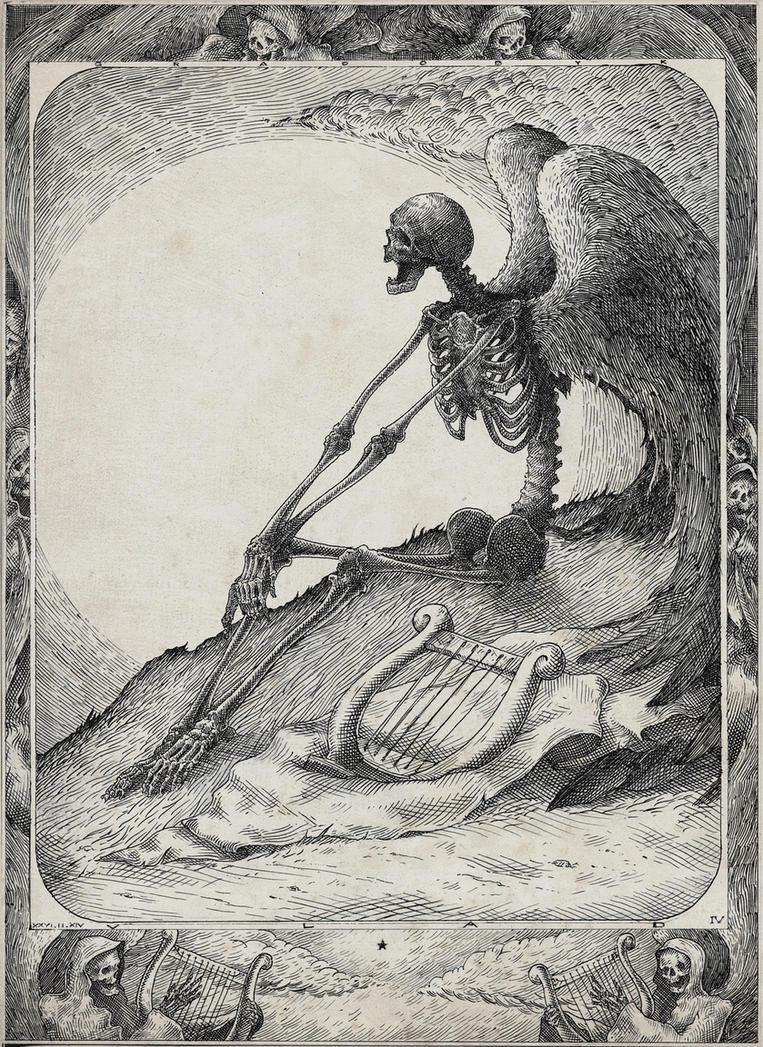 #death #skeleton IV by AC44
