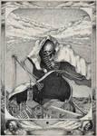 #death #skeleton III
