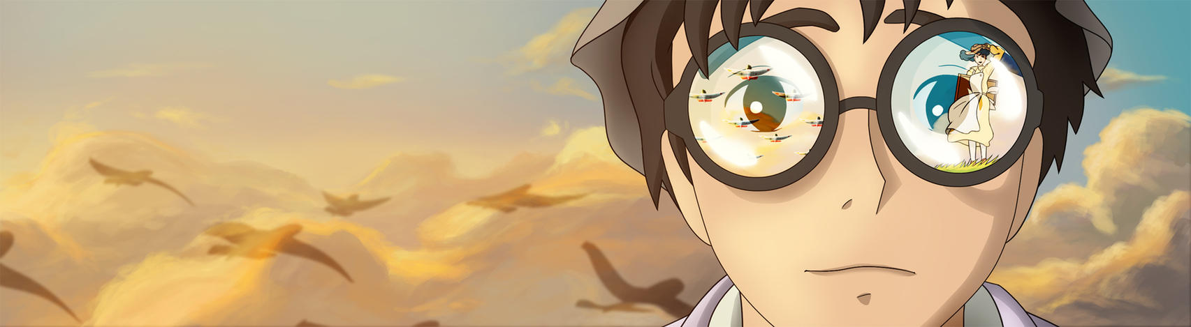The Wind Rises By Goombac